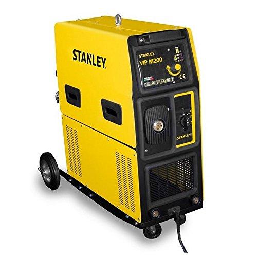 4. Equipo de soldadura semiautomática Stanley ST-VIPM200