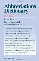 Abbreviations Dictionary (Routledge Revivals)