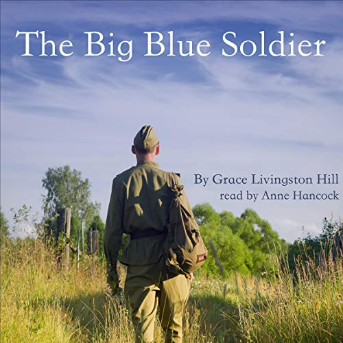 The Big Blue Soldier Titelbild