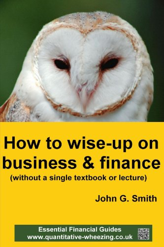 Wise-up on business & finance