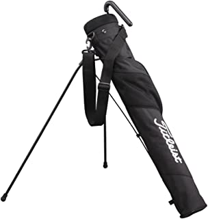 Titleist Adaptive Club Case Caddie Stand Bag, #AJSSB71, Black