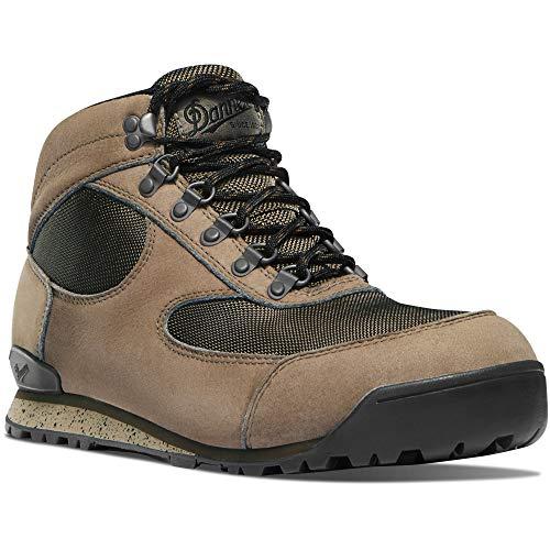 "Danner mens 37345 Jag 4.5"" Waterproof hiking boots, Sandy Taupe - Suede, 10 US"