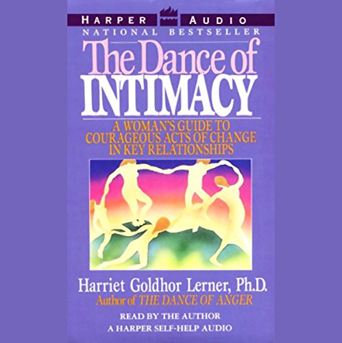 The Dance of Intimacy audiobook cover art