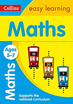 Maths Ages 5-7 (Collins Easy Learning KS1) by Collins