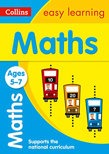 Maths Ages 5-7: Prepare for scho...