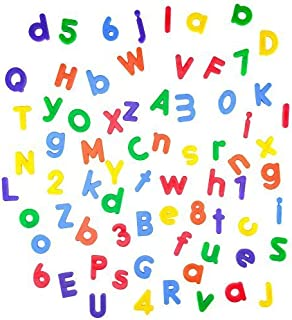 Toys R Us Imaginarium 72-Piece Magnetic Letters Set (Colors/Styles Vary) Pack of 2