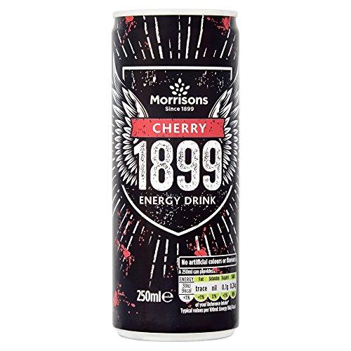Morrisons 1899 Energy Drink Cherry, 250ml