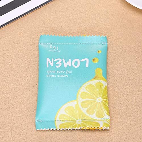 Simpatico portamonete per snack Simulazione Divertente pochette per biscotti Mini semplice...