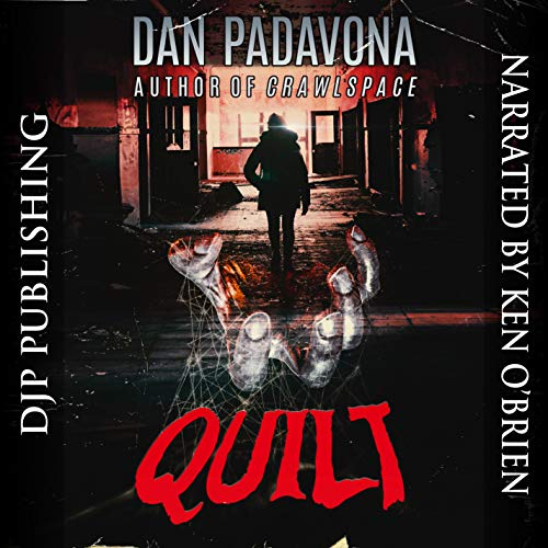 Quilt audiobook cover art