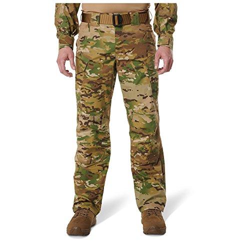 5.11 744831693236 Stryke TDU Pant MCM Multicam 32 36 Pantalón Aplicaciones, Camuflaje, 32W / 36L para Hombre