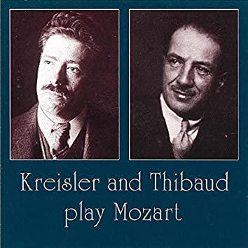 Mozart: Violin Concertos Nos. 4 & 6