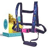 Spaßwerk Pferdeleine zum Spielen für Mädchen | Pferdegeschirr für Kinder & Pferdefreunde von 3...