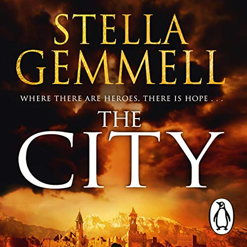 The City - Volume 1 Titelbild