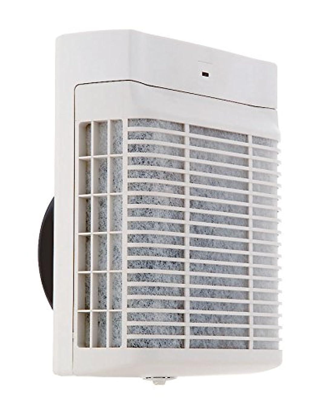 同様に準拠インフラユニックス 室内用製品 給気電動シャッター 壁?天井取付用 (受注生産) UKD150BSFH スリットカバー 外気浄化フィルター