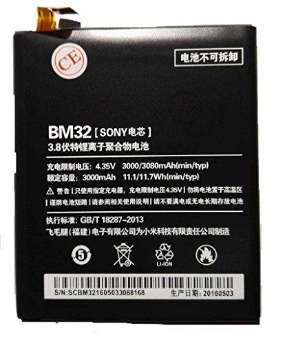 Todobarato24h Bateria Compatible con Xiaomi Mi4, 3000 mAh Voltaje 4.35v BM32