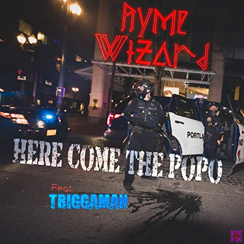 Here Come The PoPo (feat. Triggaman) [Explicit]