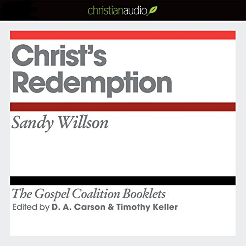 Christ's Redemption audiobook cover art