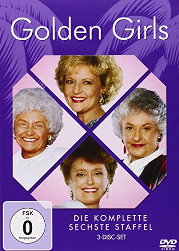Golden Girls - Staffel 6 (3 DVDs)