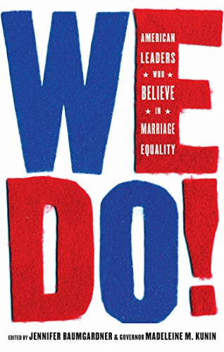 Image of We Do!: American Leaders Who Believe in Marriage Equality