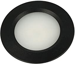 LEDLUX Mini-led-inbouwspot, rond, 3 W AC/DC, 12 V DC, 24 V, boring: 50 mm, diameter: 68 mm.