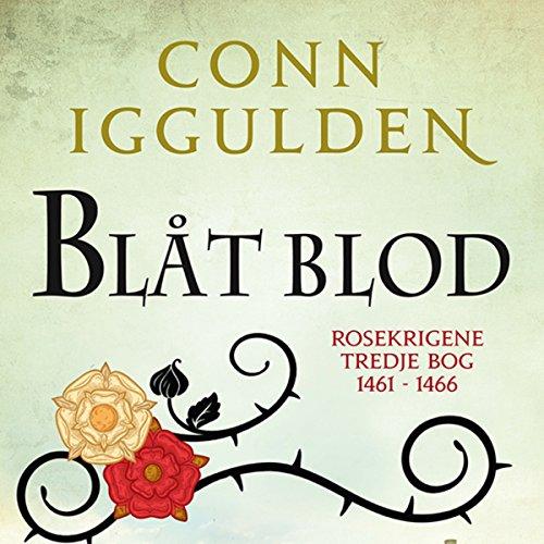 Blåt blod cover art