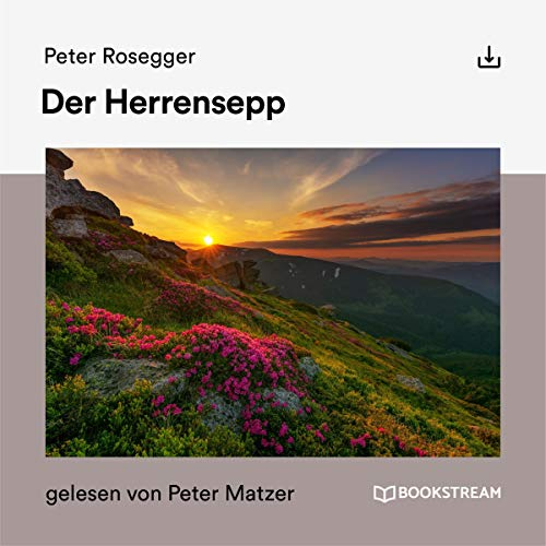 Der Herrensepp audiobook cover art