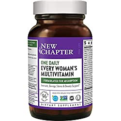 New Chapter Vitamins Reviews - Review of My Favorite