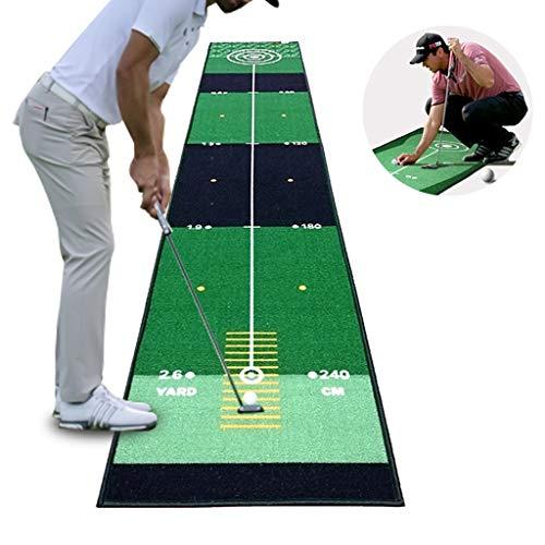 Golf Putting Matte, Innen-Und Außen Golf Practice Mat Golf-Trainingsgeräte