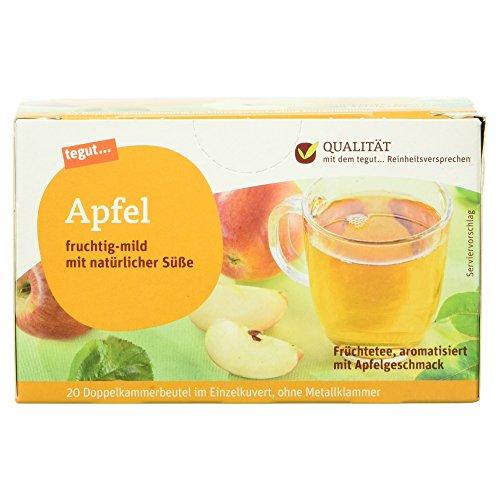 tegut... Apfel-Tee, 20 Beutel
