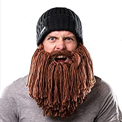 083cf121fd8 Want to look like a Viking on the slopes (who doesn t ) Then try the Beardo  Viking Detachable Beard Hat.