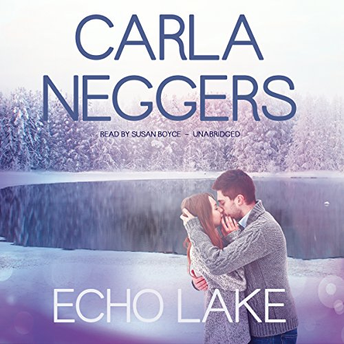 Echo Lake audiobook cover art