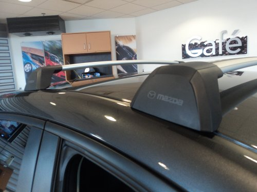 Mazda 3 2014 Skyactiv 5 Hatchback New OEM Roof Rack...
