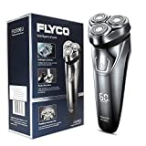 FLYCO Electric Shavers Men FS339EU, Wet & Dry Electric Razor Rotary Shaver