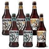 ウィッチウッドブルワリー ホブゴブリン ビール飲み比べセット(500ml x 6本入り)(ホブゴブリンゴールド x2, ホブゴブリンIPA x2, キングゴブリン x2) Wychwood Brewery Hobgoblin Beer Sets (500ml x 6 bottles)(Hobgoblin Gold x 2, Hobgoblin IPA x 2, King Goblin x 2)