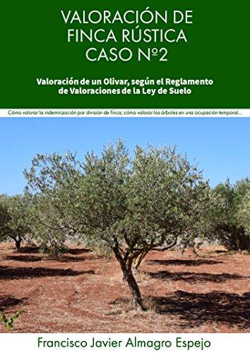 VALORACIÓN DE FINCA RÚSTICA. CASO 2: SEGÚN EL REGLAMENTO DE VALORACIONES DE LA LEY DE SUELO