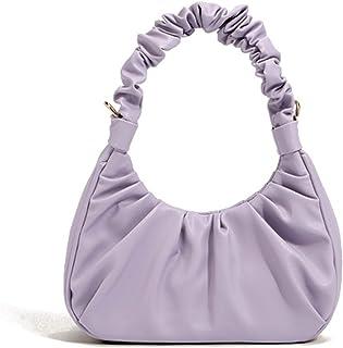 ECOTISH Damen Umhängetasche Bag Umhängetasche Kleine Schultertasche Tasche PU Leder Handtaschen Elegant Clutch Geldbörse C...