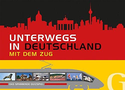 Unterwegs in Deutschland mit dem Zug: Das spannende Quizspiel