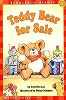 Teddy Bear for Sale (Hello Reader!, Level 1)