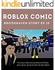 Roblox Comic : Brookhaven Story Ep 10 (English Edition)
