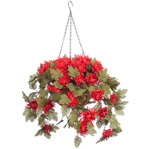 hanging baskets metal - 4