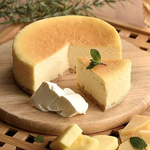 【北海道産3種のチーズ100%使用】真っ赤な箱の湘南マリーゴールド(チーズケーキ5号)