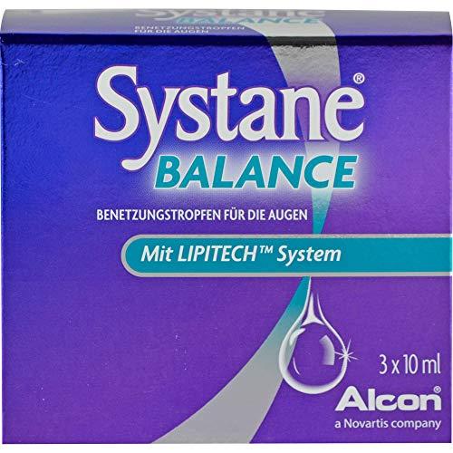 Systane Balance Benetzungstropfen für die Augen, 30 ml Lösung