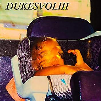 Dukes the EP Vol III