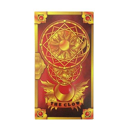 Desconocido Popular Cardcaptor Sakura Kros Brand Card Captor Magical Clow Card Set Poker (52 Cards) by Unknown