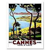 Wee Blue Coo Travel Tourism Cannes Cote D'Azur Beach Film