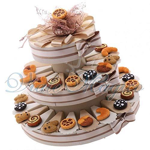 Viale Magico Torta Bomboniere Dolci Magnete Completa per Compleanno 35 Pezzi (170517)