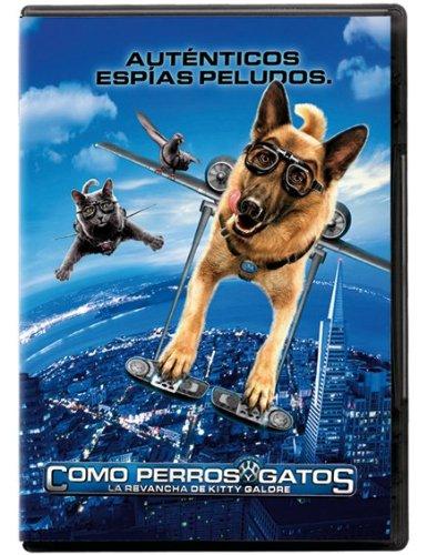 Como perros y gatos 2: La revancha de Kitty Galore [DVD]