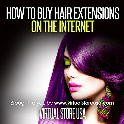How to Buy Hair Extensions on the Internet audiobook cover art