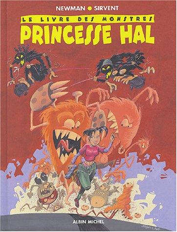 Le Livre des monstres : Princesse Hal