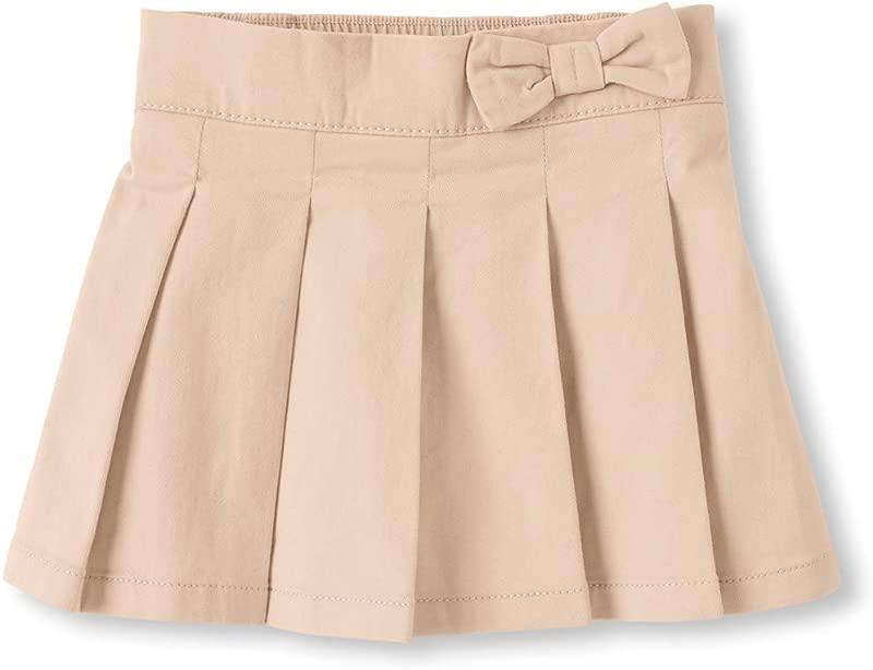The Children S Place Baby Girls Toddler Uniform Skort